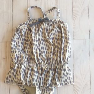 Baby Gap Swimsuit Size 6-12 Months